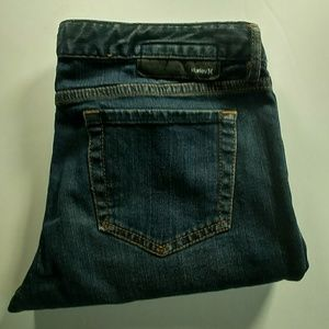 Hurley Jeans skinny distressed size 29
